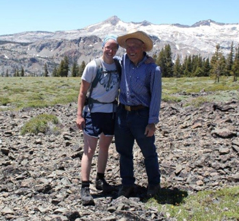 David W. Allan and Mary Ellon - Hiking for Spiritual Health - spirituality and health