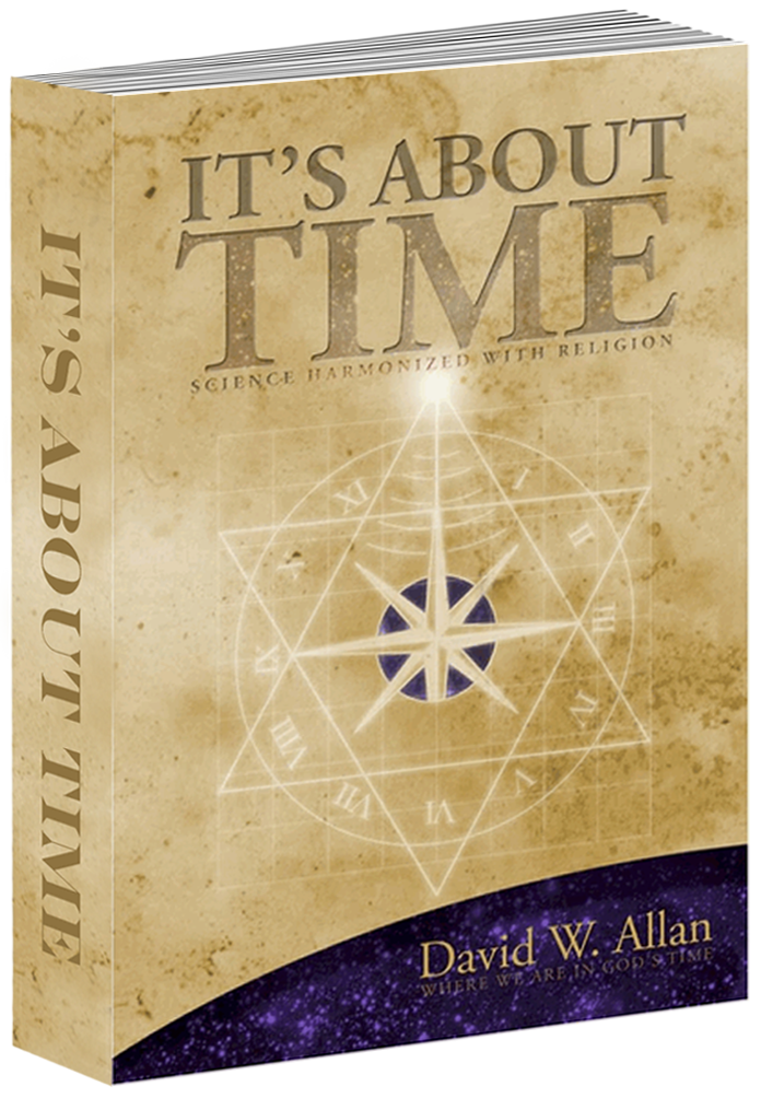 Spritual Science and Religious Science - Its About Time Book by Author and physicist David W. Allan.